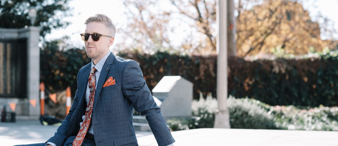 August Featured Gentleman – Stevetillystyle Talks about Fashion and Insider Tips on Instagram