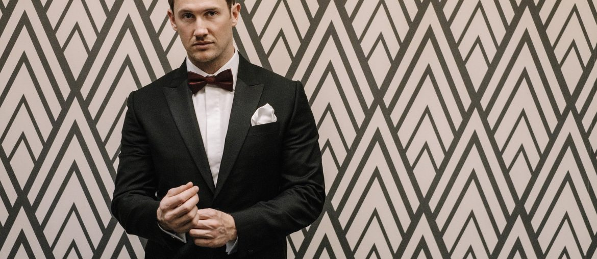 The Modern British Mens Style with Hardy Amies