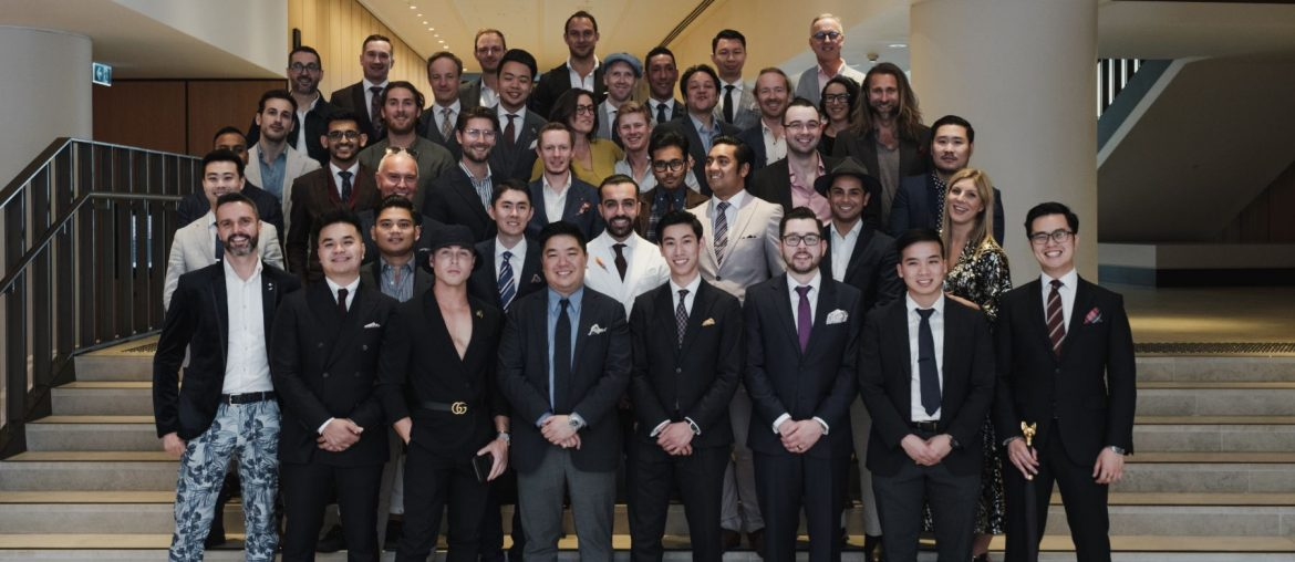 A Day To Remember; The Dappertude Seminar Sydney 2019