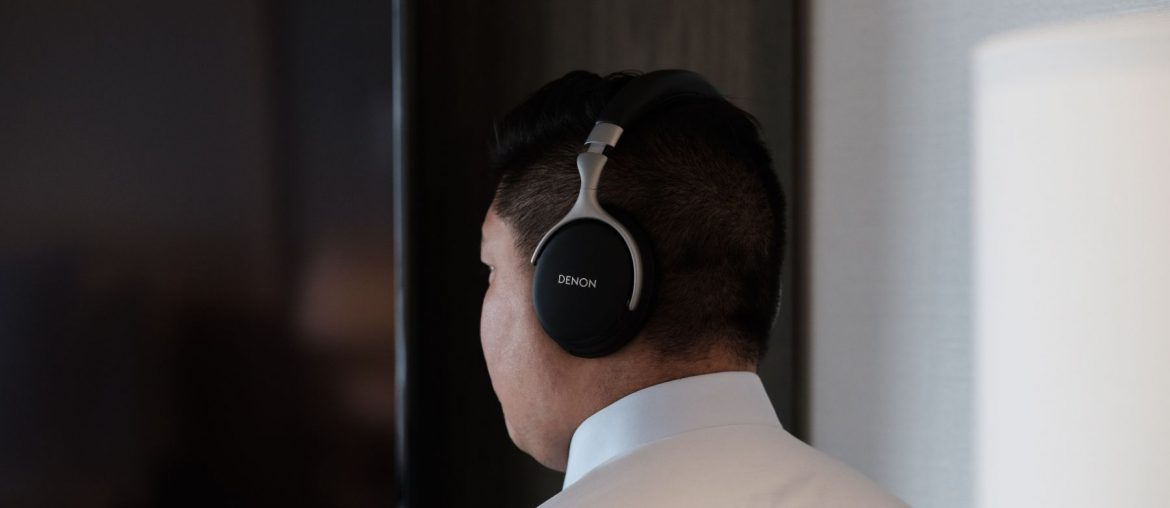 Focus More With Noise Cancellation Headphones – Denon